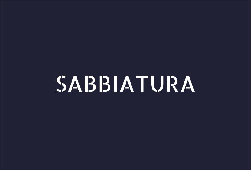 BACKGROUND PER I SERVIZI DI METAL PAINT PER LA PAGINA DI SABBIATURA